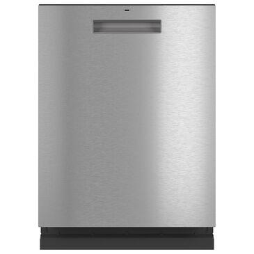 "Cafe Matte Series 24"" Built-In Pocket Handle Dishwasher with 90 Spray Jet Wash System in Platinum, , large"