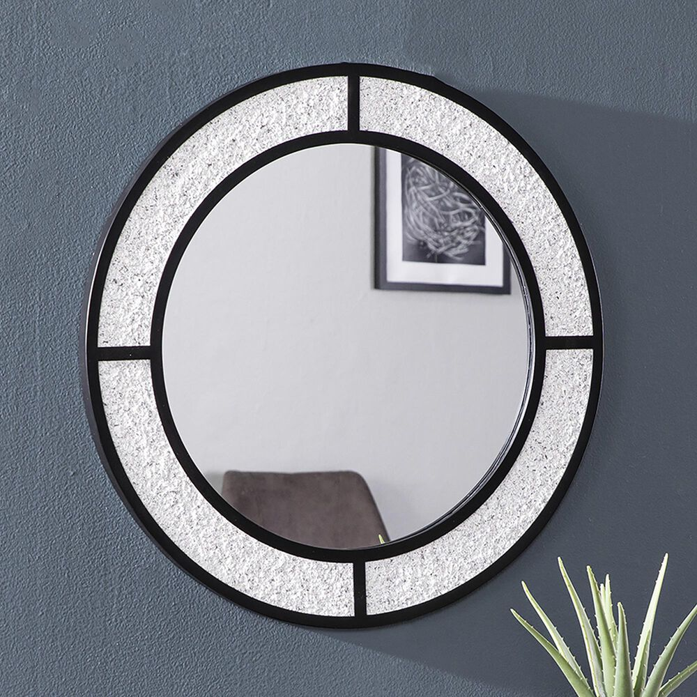Southern Enterprises Hurtano Mirror in Gray/Black, , large