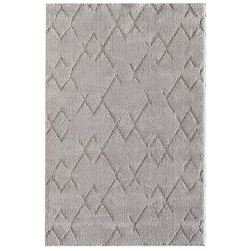 "Trisha Yearwood Rug Collection Tywd Relax Fiorella 5' x 7'6"" Cloud Metal Area Rug, , large"