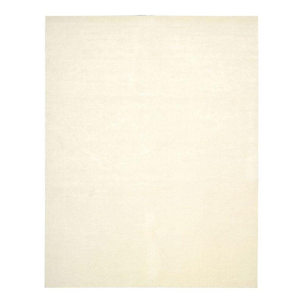 """Nourison Twilight TWI09 8'6"""" x 11'6"""" Ivory Area Rug, , large"""