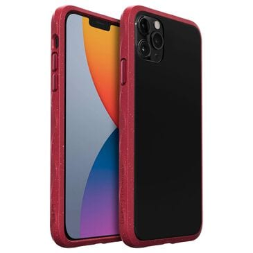 Laut Crystal Matter Case for iPhone 12 mini in Crimson, , large
