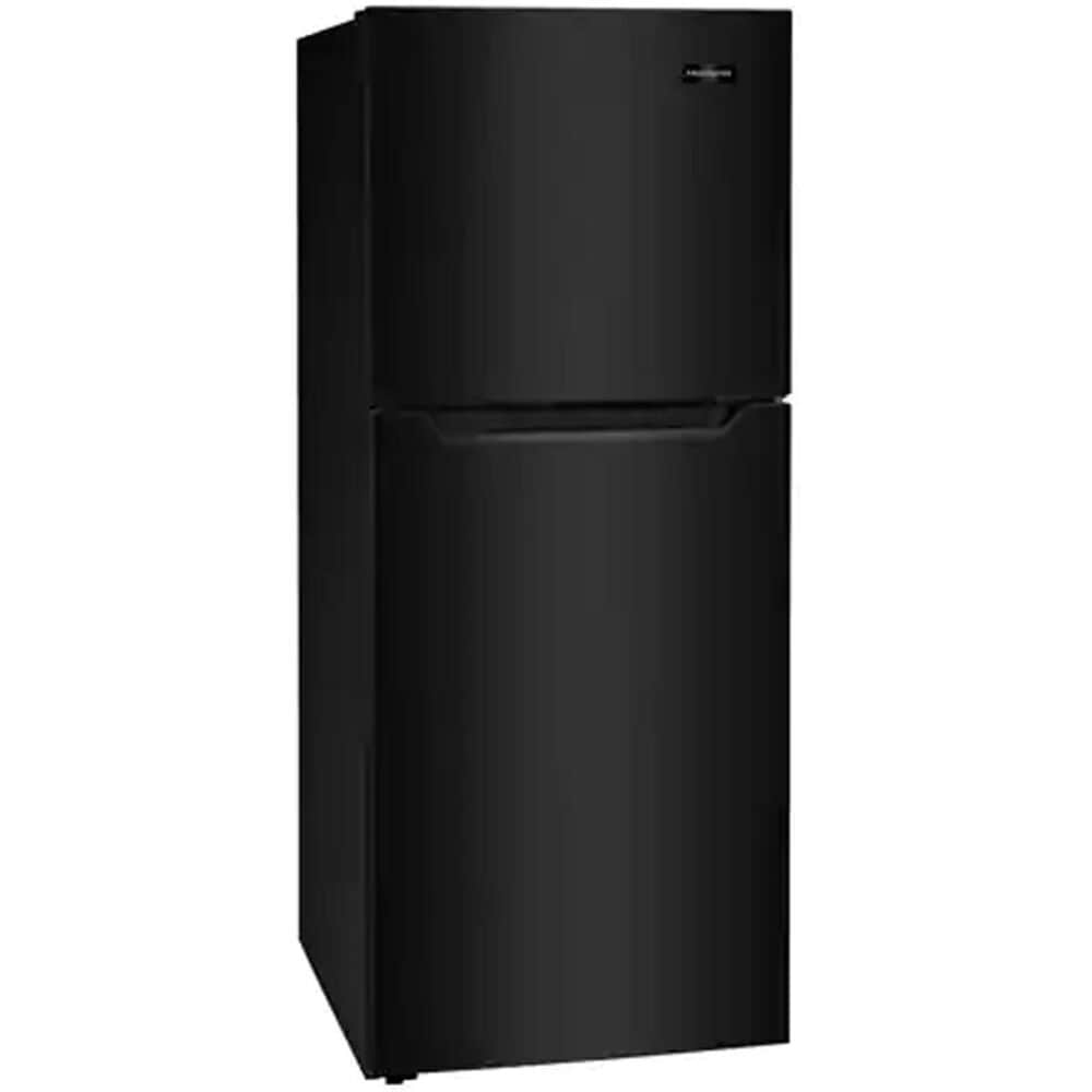 Frigidaire 11.6 Cu. Ft. Top Freezer Apartment-Size Refrigerator in Black , , large