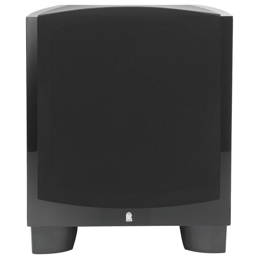 """Revel 10"""" 1000W Powered Subwoofer in Black, , large"""