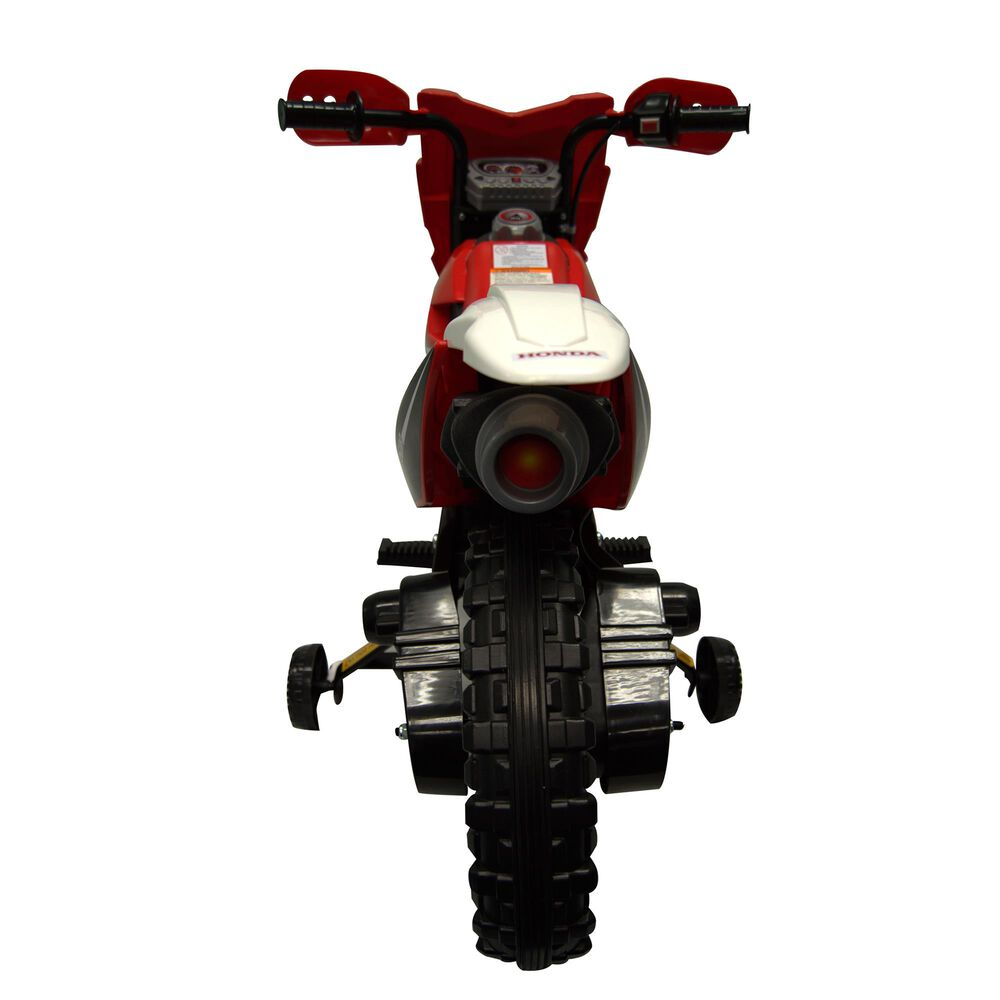 Best Ride On Cars Honda Crf250r 6v Red Dirt Bike, , large