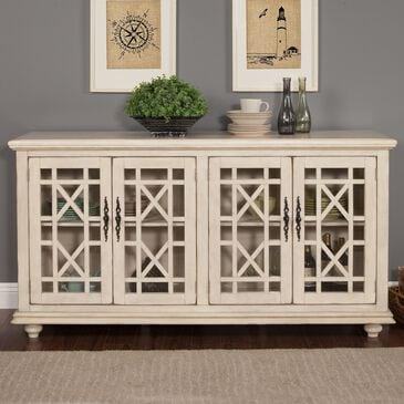 Martin Svensson Home Orsey TV Stand in Antique White, , large