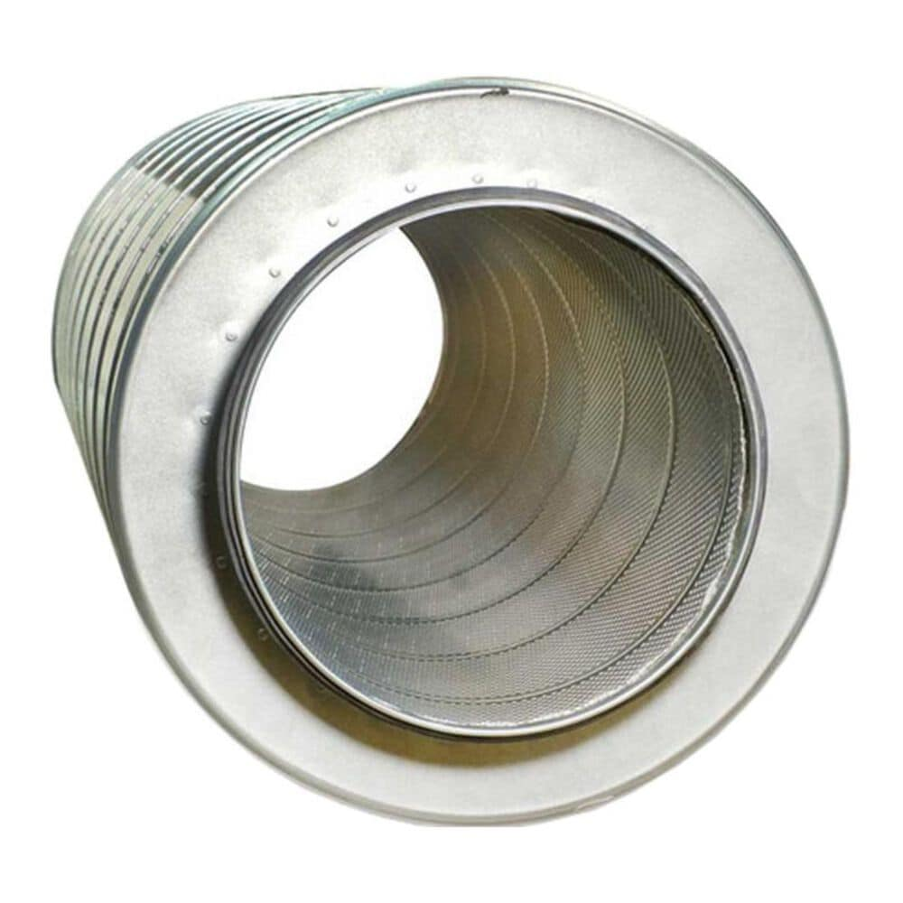 """Bosch Round Silencer for 10"""" Duct, , large"""