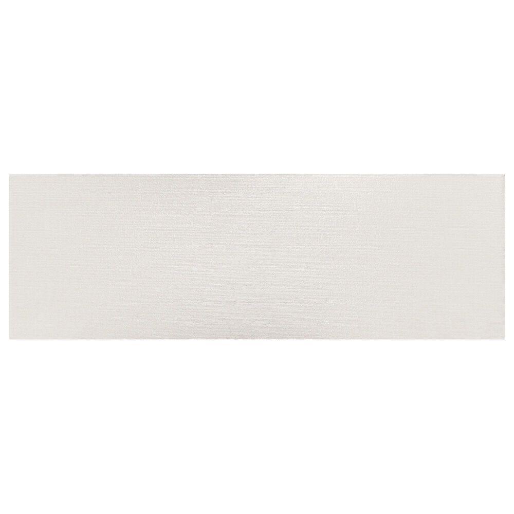 "Emser Nuovo Lined White 12"" x 35"" Ceramic Tile, , large"
