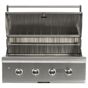 """Coyote Outdoor 36"""" C-Series Natural Gas Grill in Stainless Steel, , large"""