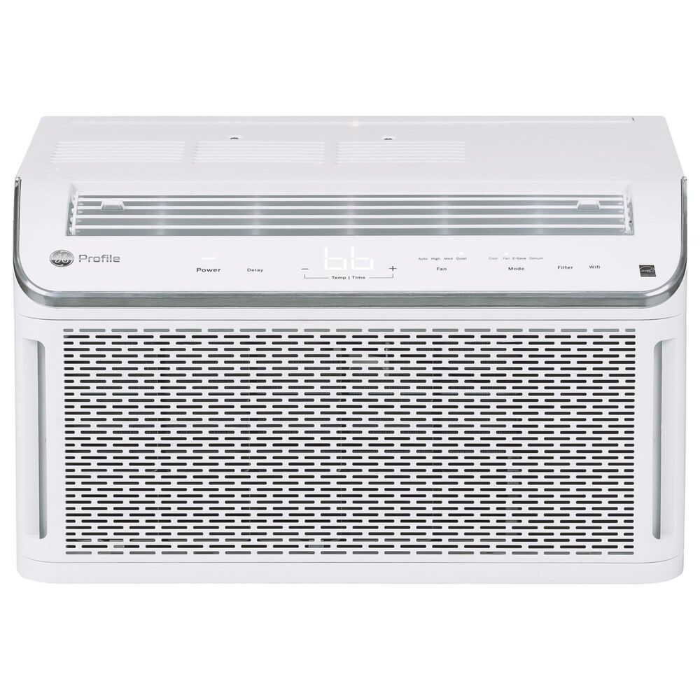 GE Appliances 6000 BTU Smart Room Air Conditioner in White, , large