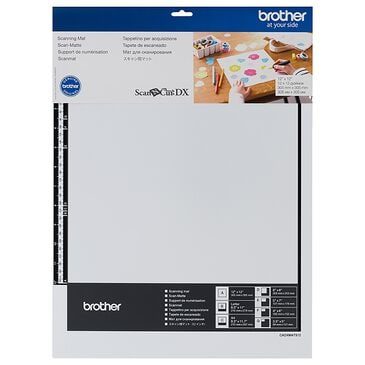 """Brother 12"""" x 12"""" Scanning Mat, , large"""
