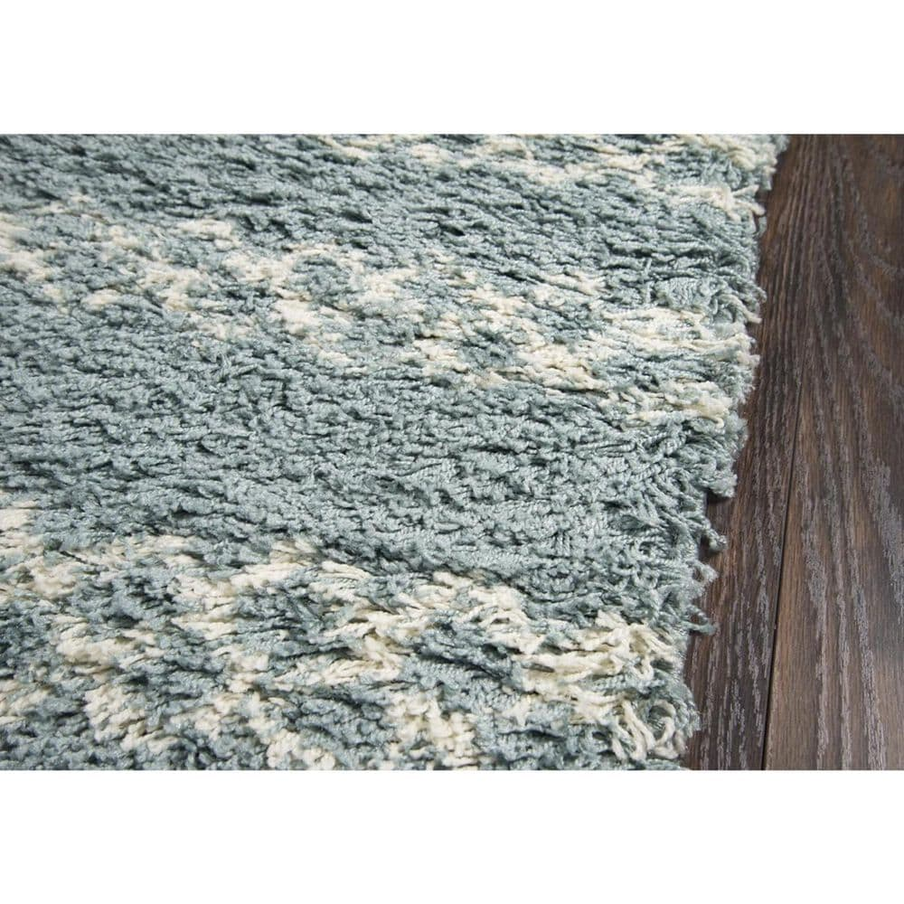 "Momeni Maya MAY-03 9'3"" x 12'6"" Blue Area Rug, , large"
