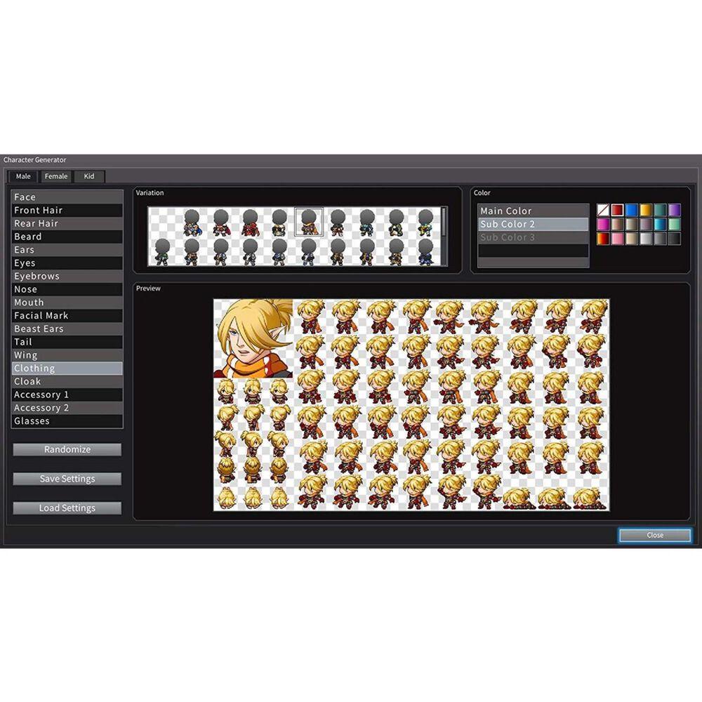 RPG Maker MV - PlayStation 4, , large