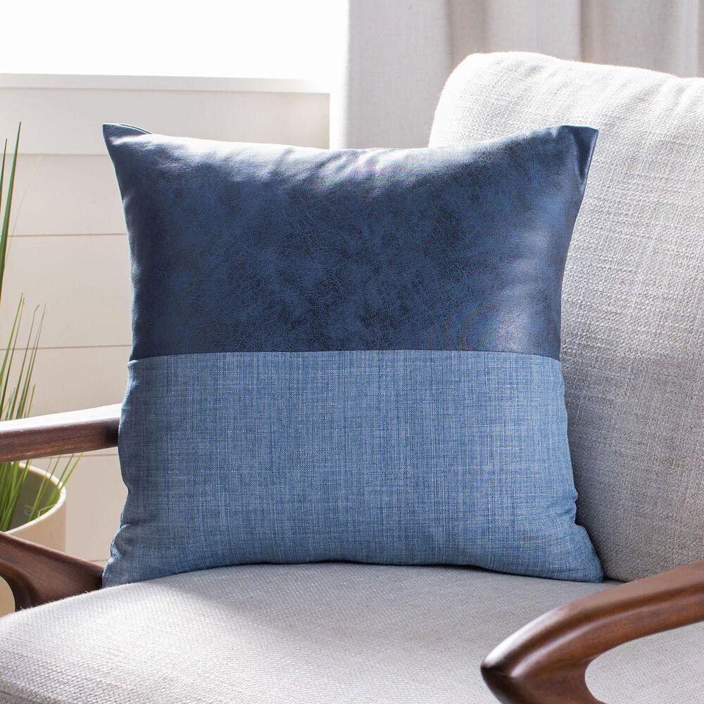 "Safavieh Parson 18"" Pillow in Blue, , large"