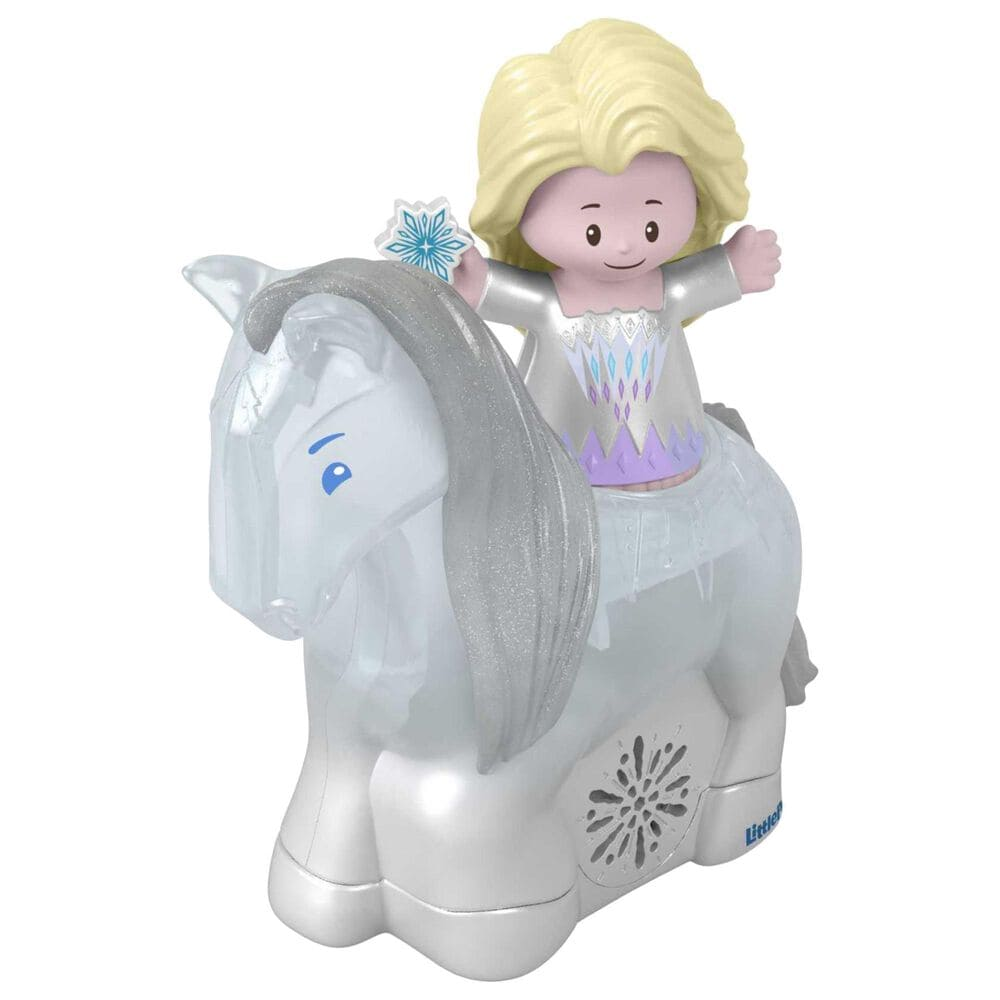Little People Disney Frozen Elsa and Nokk, , large