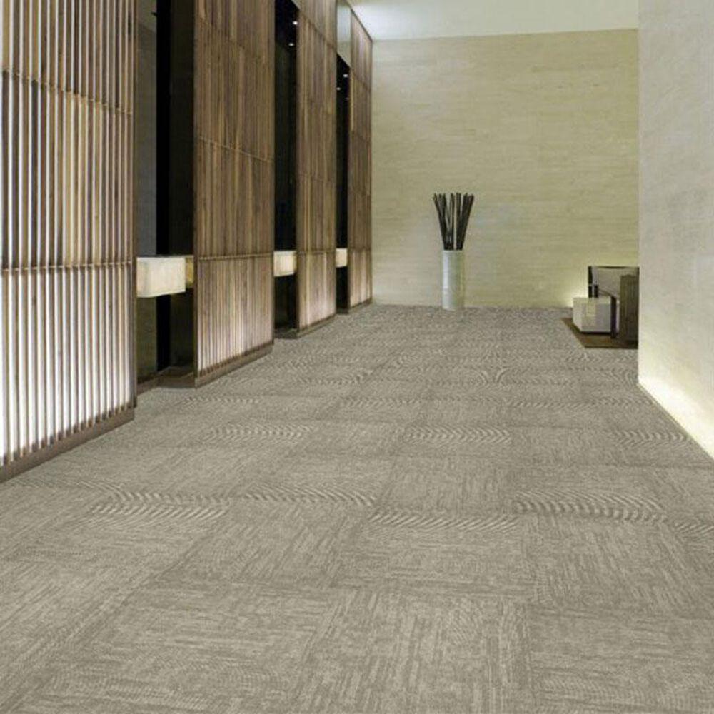 "Shaw Carbon Copy 24"" x 24"" Carpet Tile in Mirror Image, , large"