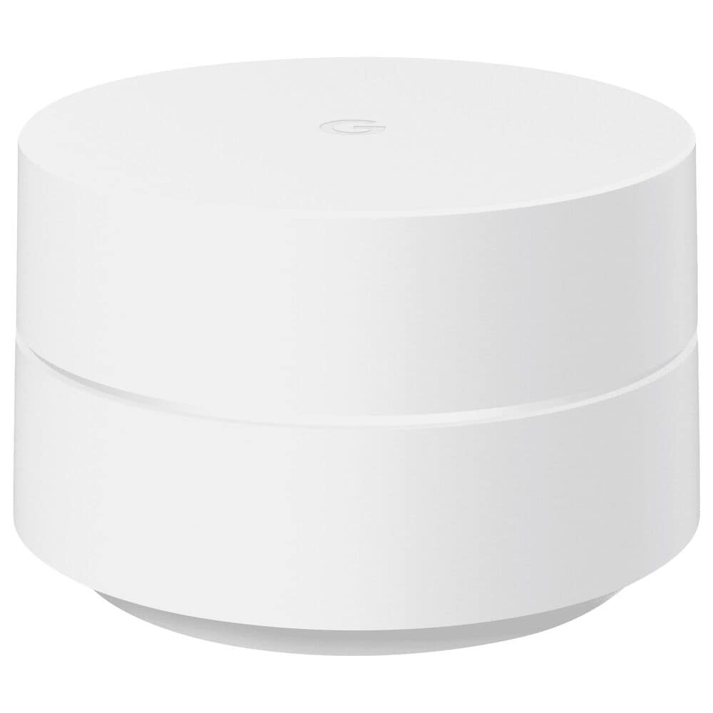 Google Whole Home Wi-Fi System 1-Pack in White, , large