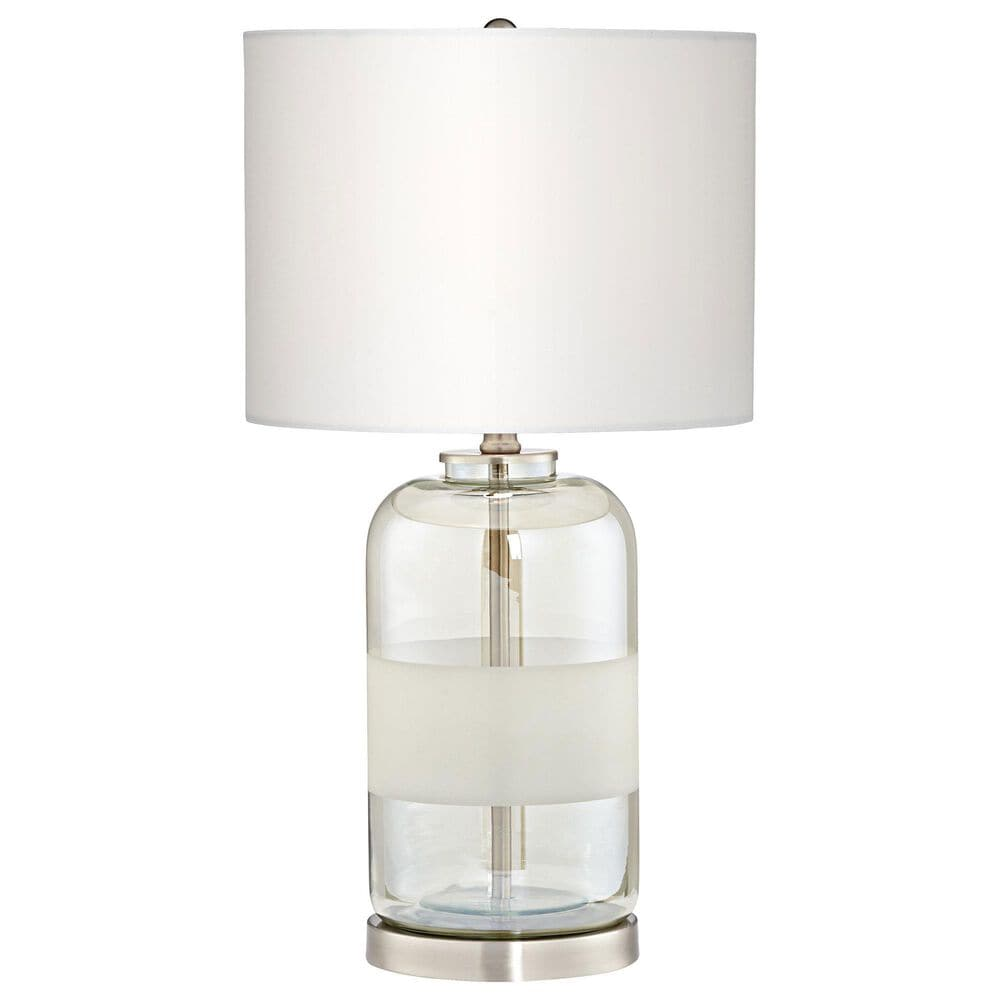 Pacific Coast Lighting Industrial Moderne Table Lamp in Champagne, , large