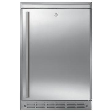 Monogram 5.4 Cu. Ft. Outdoor Refrigerator in Stainless Steel, , large