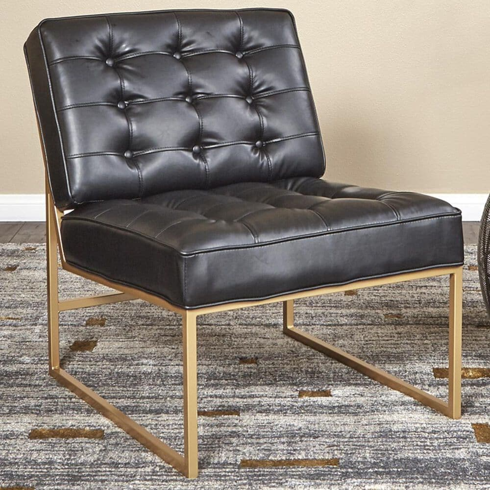 OSP Home Anthony Chair in Black, , large