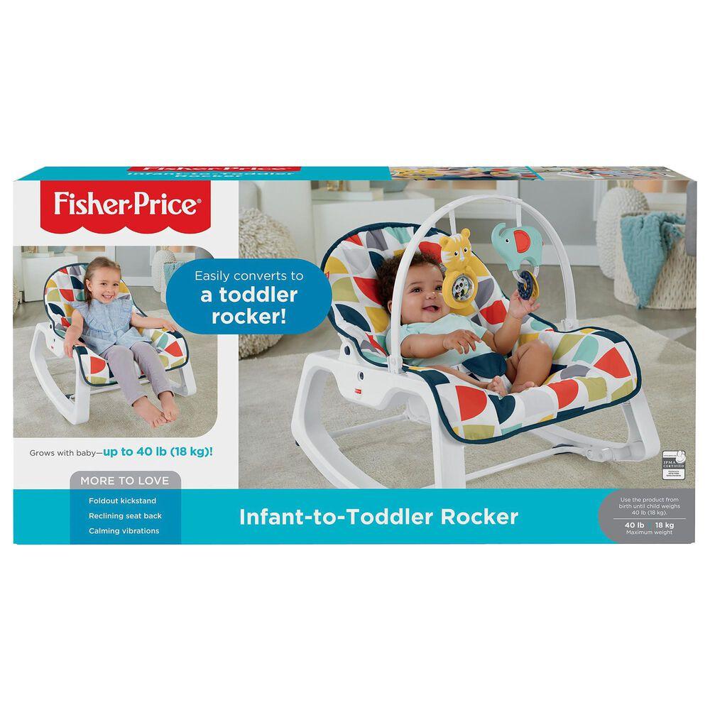 Fisher-Price Infant-to-Toddler Rocker, , large
