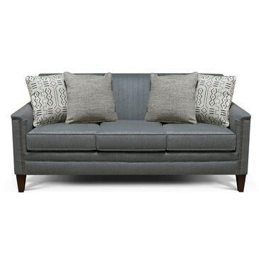 Ball Creek Designs Buckhead Sofa in Milos Steel, , large