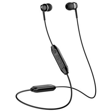Sennheiser Wireless Earphones with Bluetooth in Black, , large