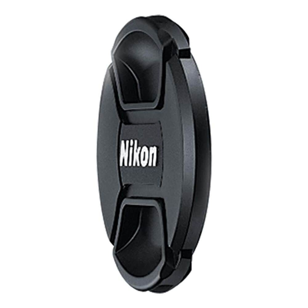 Nikon LC- 55A 55mm Snap-On Front Lens Cap, , large