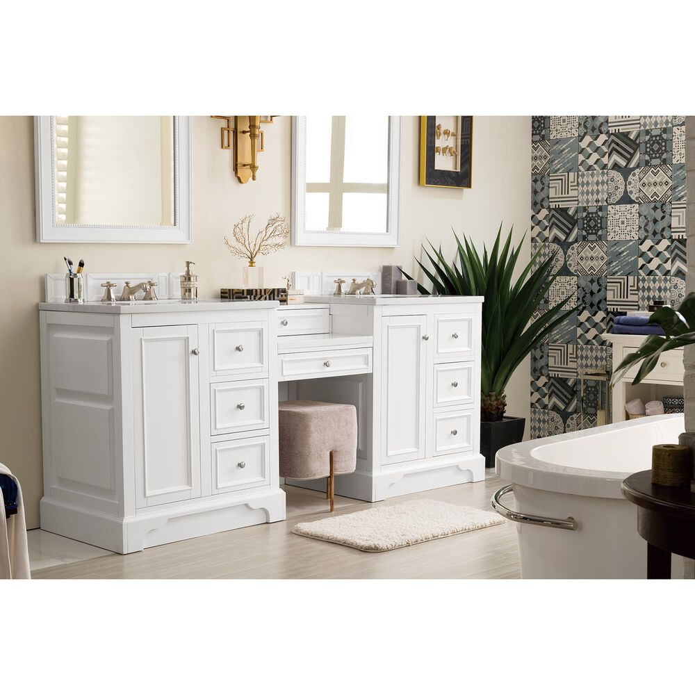 "James Martin De Soto 22"" Drawer Unit Top in Bright White, , large"