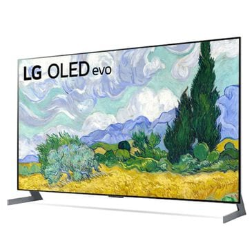 """LG 55"""" Class 4K OLED UHD HDR - Smart TV with Stand Mount, , large"""