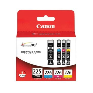 Canon PGI-225/CLI-226 4 Color Pack, , large