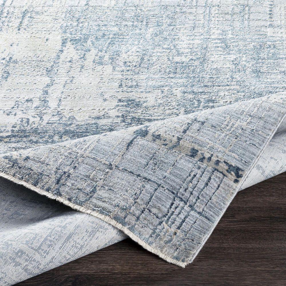 Surya Brunswick 2' x 3' Blue, Sage and Gray Area Rug, , large