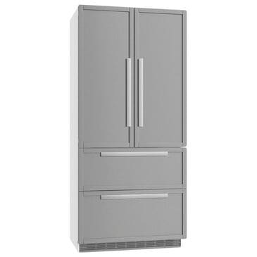 """Miele 36"""" Built-In French Door Refrigerator, , large"""