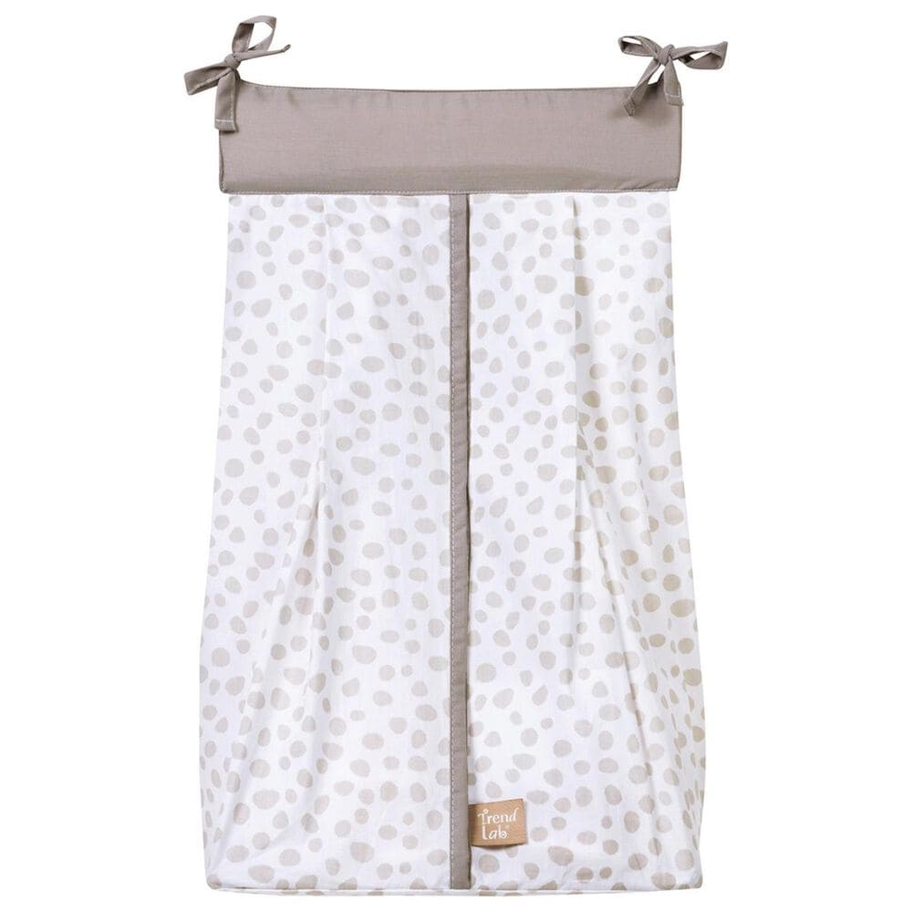 Trend Labs Sydney Diaper Stacker in Gray, , large
