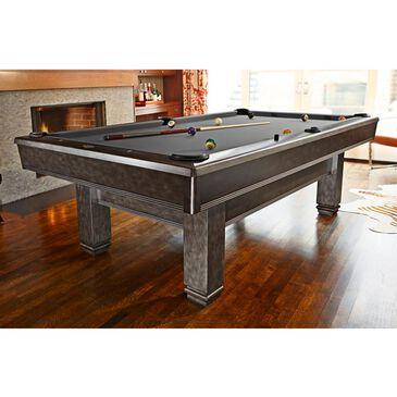 Brunswick Billiards Bridgeport Pool Table in Graphite, , large