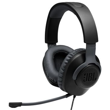 JBL Quantum 100 Gaming Headset with Boom Mic in Black, , large