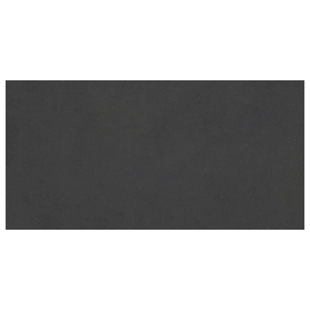 "Emser Building Blocks Concrete Black 12"" x 24"" Porcelain Tile, , large"