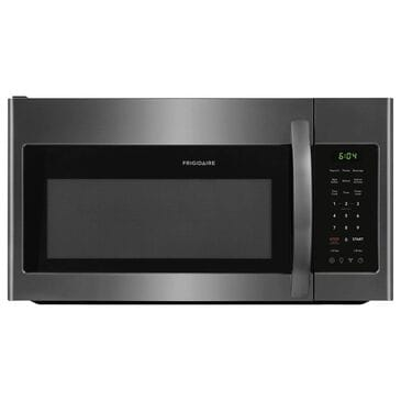 Frigidaire 1.8 Cu. Ft. Over-the-Range Microwave in Black Stainless Steel, , large
