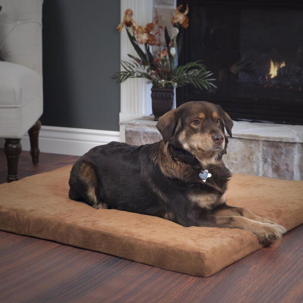 "Timberlake PETMAKER 3"" Foam Pet Bed in Clay, , large"