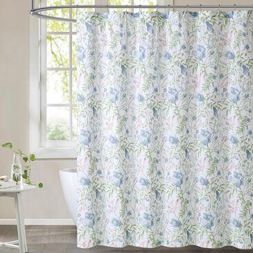 Pem America Cottage Classics Field Shower Curtain, , large