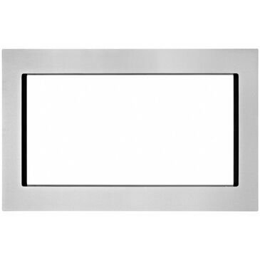 """Whirlpool 30"""" Trim Kit for Microwave in Stainless Steel, , large"""