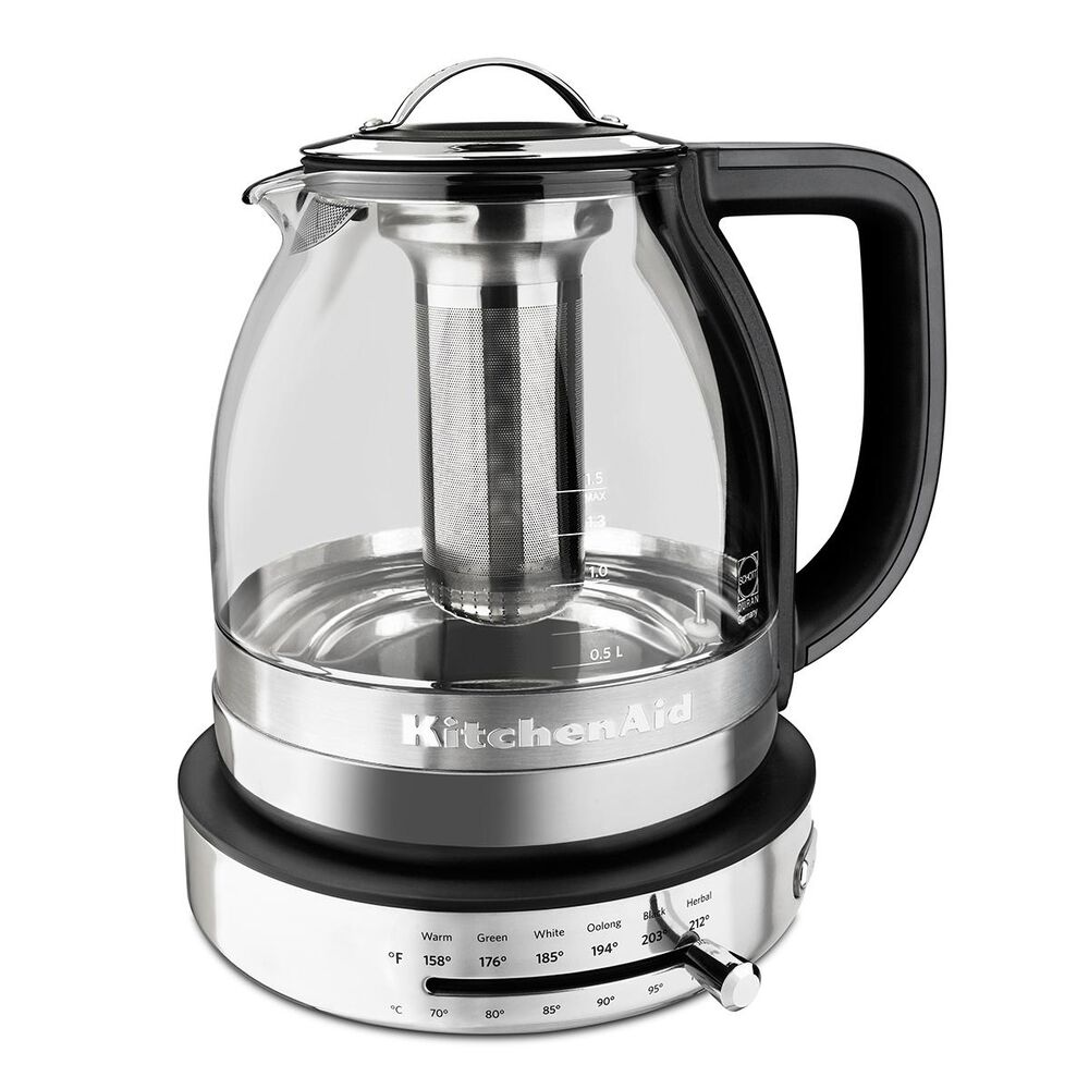KitchenAid Glass Tea Kettle, , large