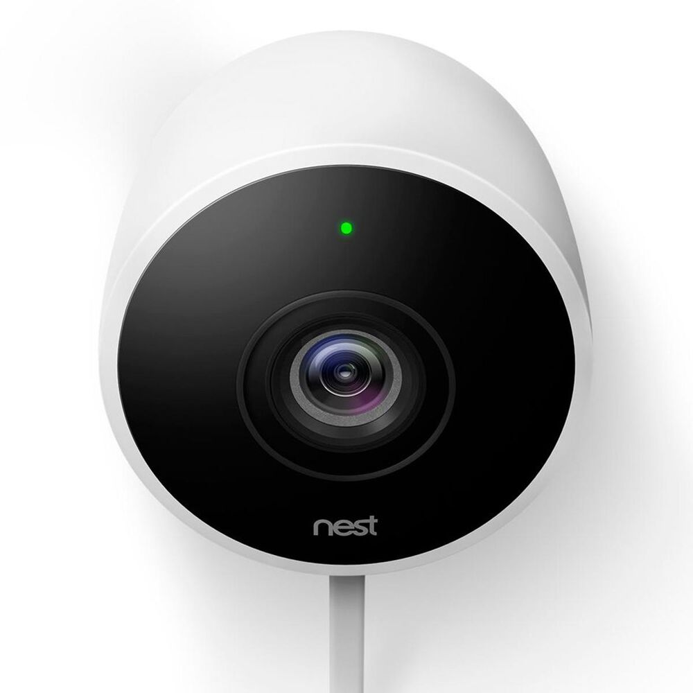 Google Nest Cam Outdoor Security Camera (2-Pack), , large