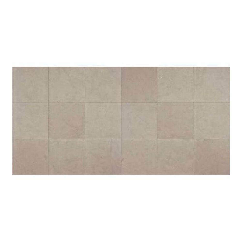 "Dal-Tile Limestone Honed Touques Gris 12"" x 12"" Natural Stone Tile, , large"