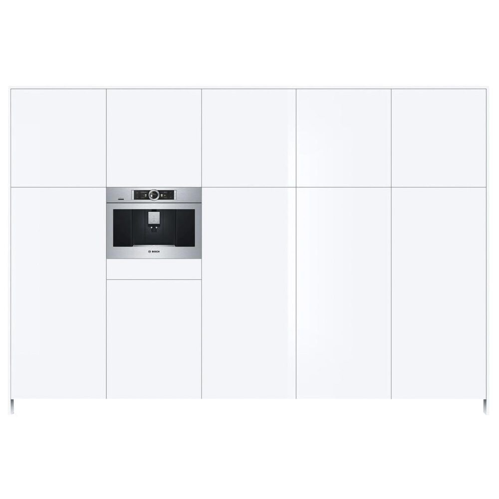 """Bosch 24"""" Built-In Coffee System in Stainless and Black, , large"""