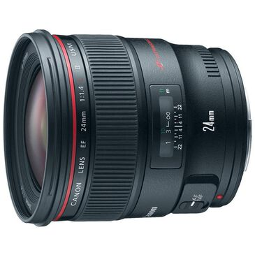 Canon EF 24mm f/1.4L II USM Lens, , large