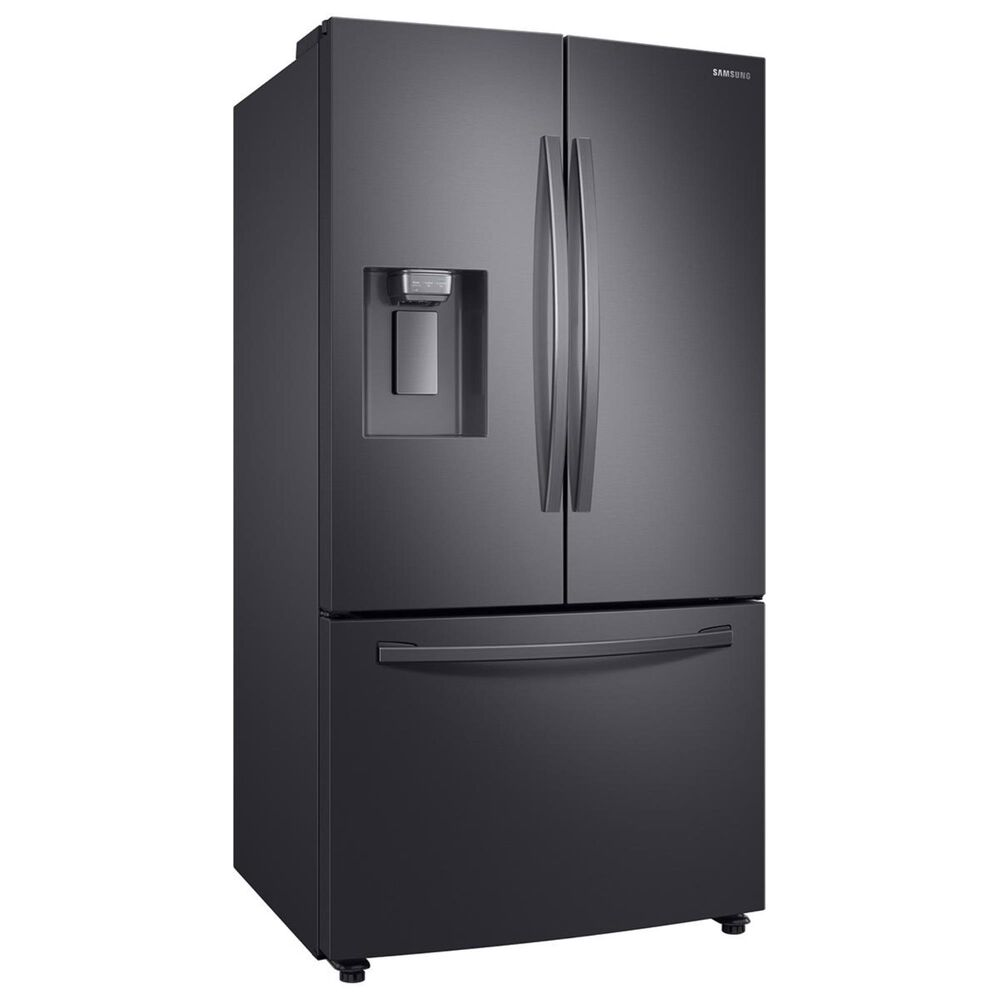 Samsung 28 Cu. Ft. French Door Refrigerator in Black Stainless Steel, , large