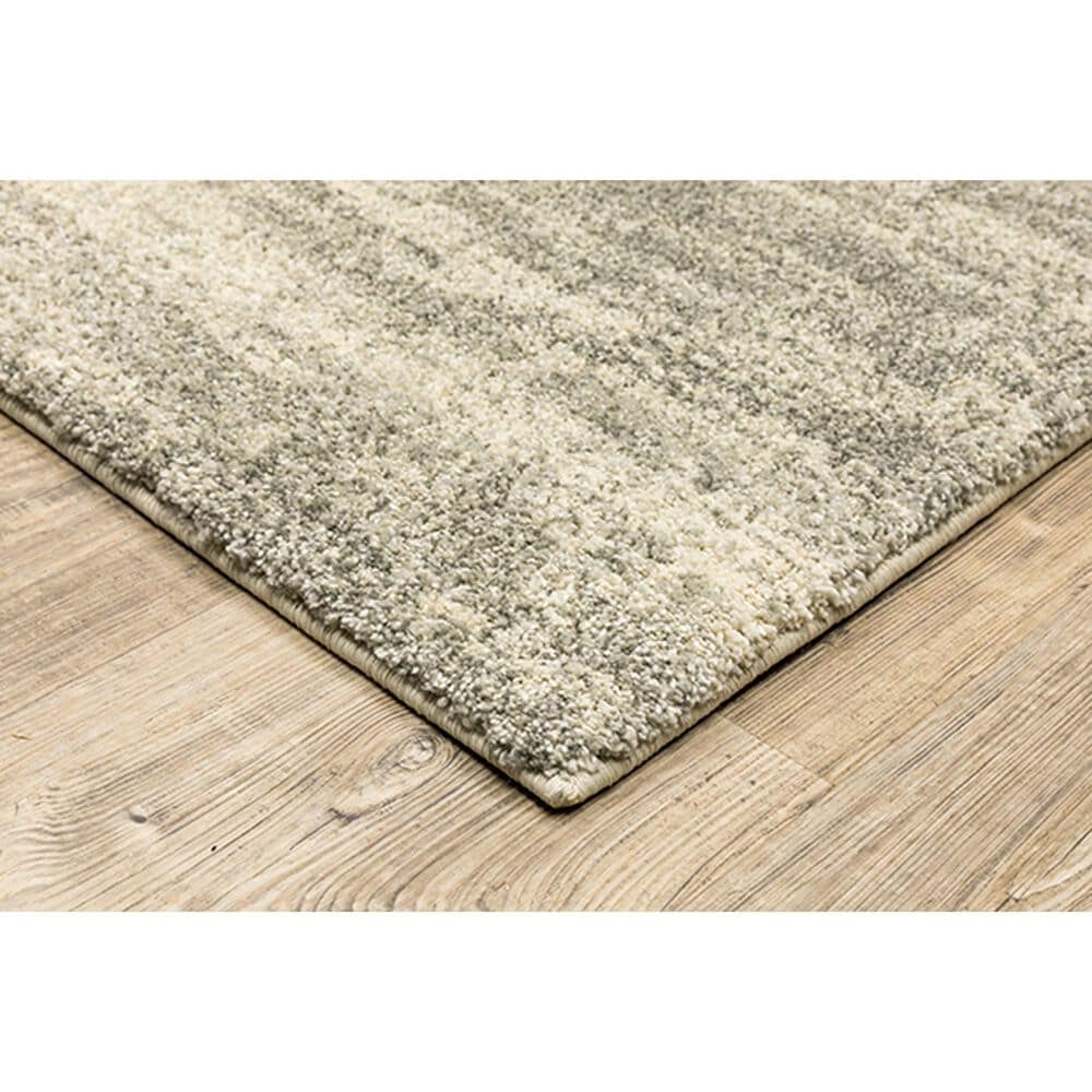"Oriental Weavers Astor Damian7'10"" x 10'10"" Grey Area Rug, , large"