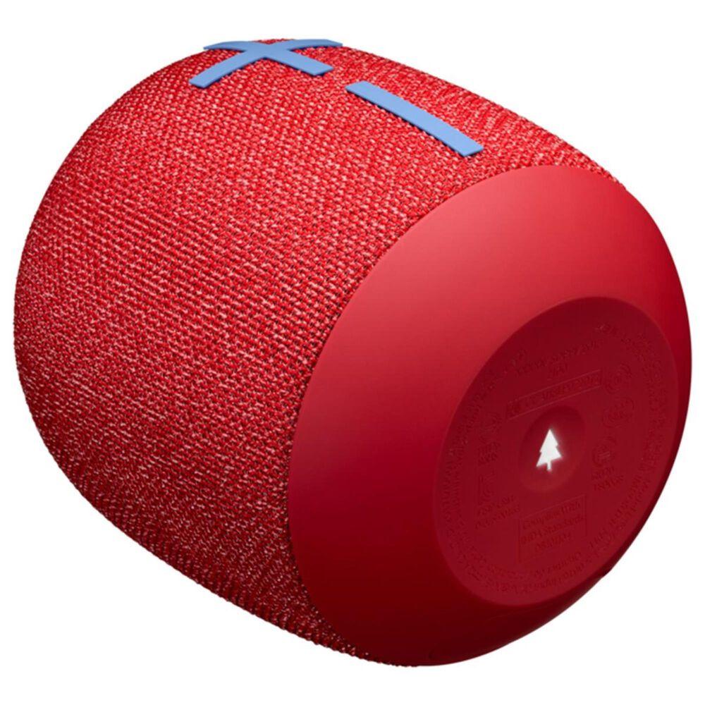 Ultimate Ears Wonderboom 2 Bluetooth Speaker in Radical Red, , large