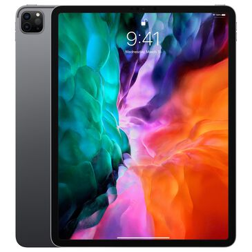 "Apple iPad Pro 12.9"" 128GB with AppleCare+ in Space Gray 