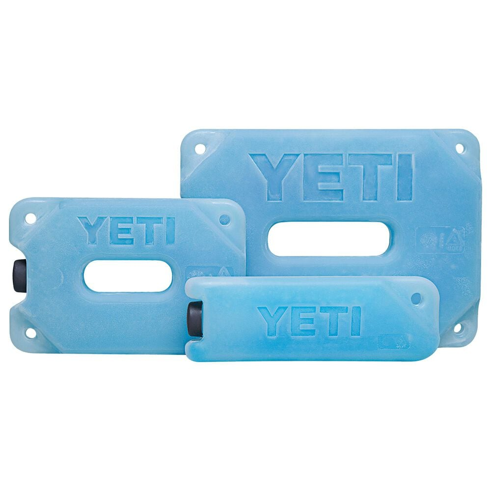 YETI Ice 1lb Freezer Block in Blue, , large
